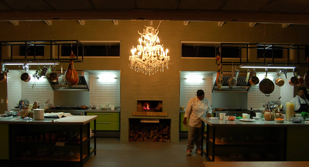 Culinary Hall