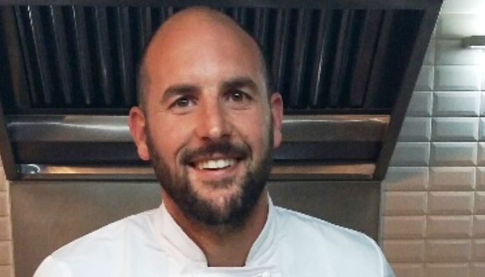 New resident chef starts in May