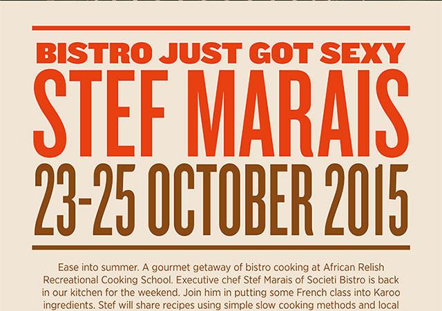 Karoo culinary experiences