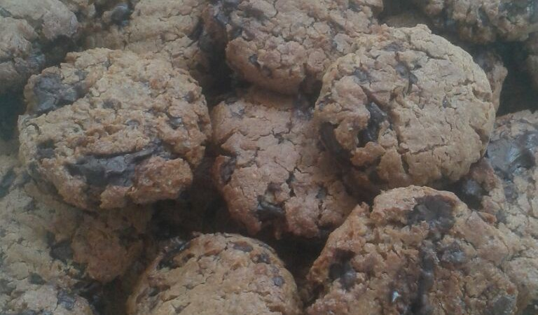 Sugar free, gluten free delicious biscuits